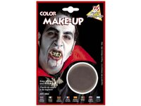 Make-up šedý na Halloween