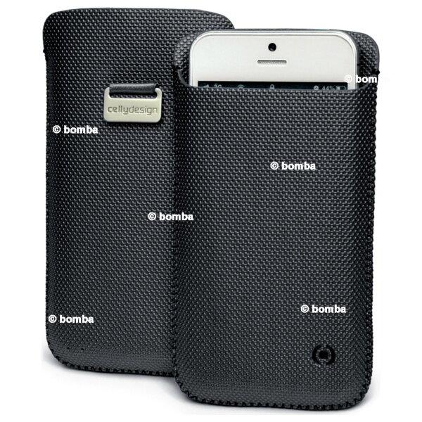 Koženkové puzdro pre iPhone 5 5S čierne 66527da4b63